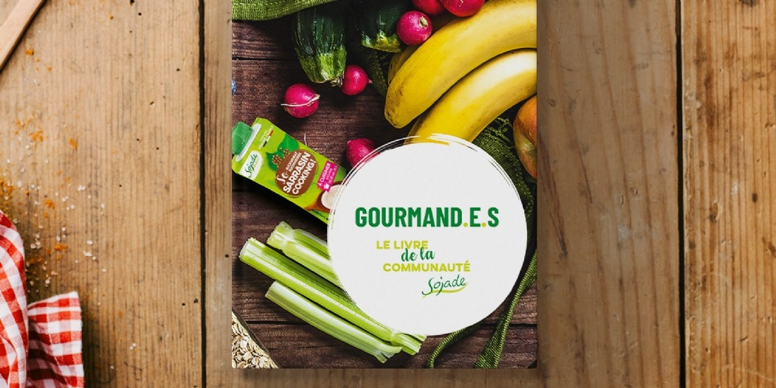 Sojade cree livre cuisine communautaire ses clients T - Sojade creates a community cookbook with his customers