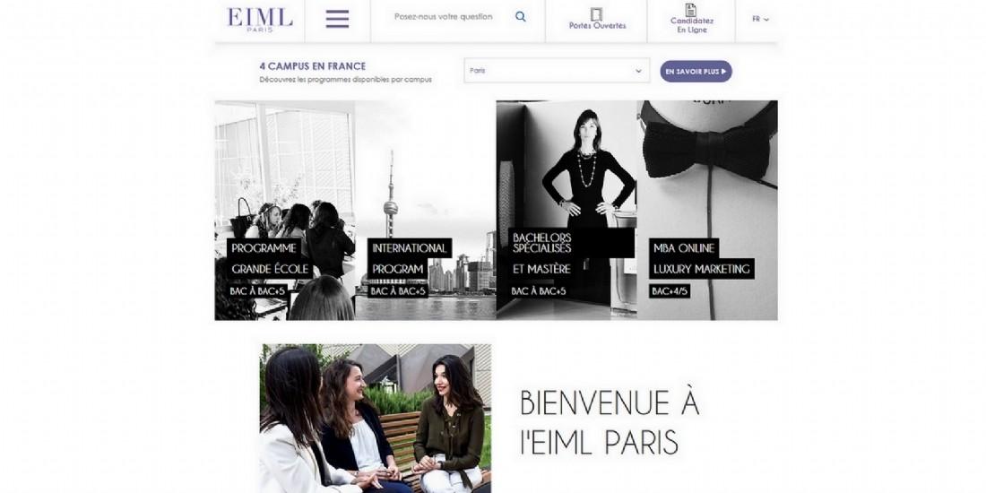 L'EIML ouvre un mastère 'Marketing et stratégie merchandising'