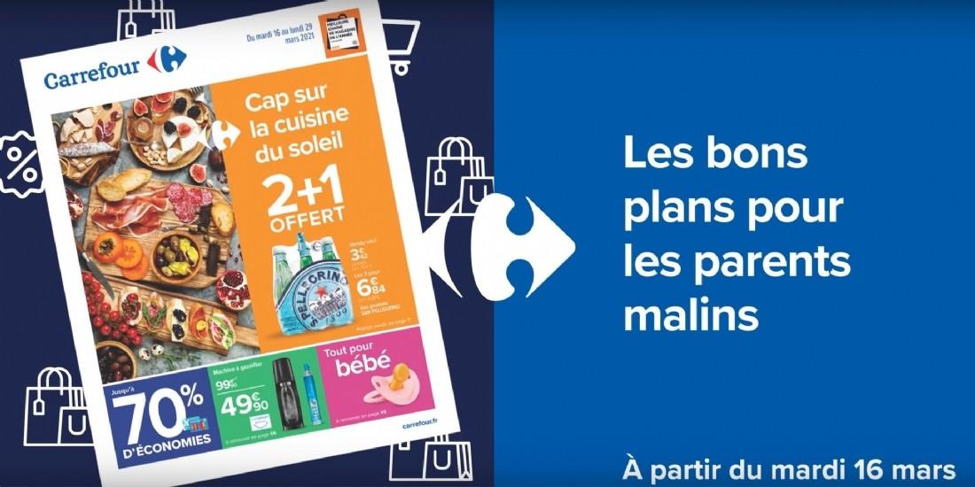 Carrefour numérise (aussi) son catalogue sur YouTube