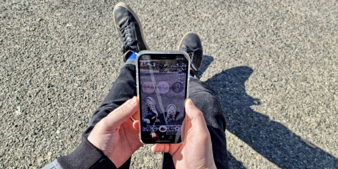 Adidas fait le choix de la réalité augmentée pour séduire sa clientèle