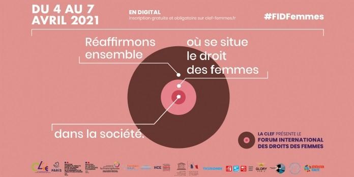 La CLEF inaugure le premier Forum International des droits des femmes
