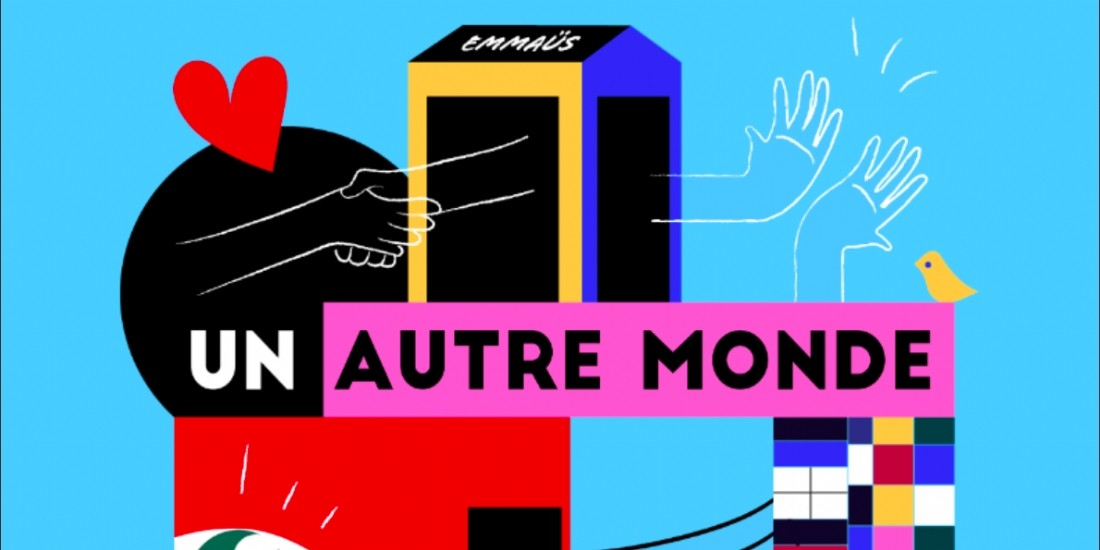 Emmaüs France se met aux podcasts