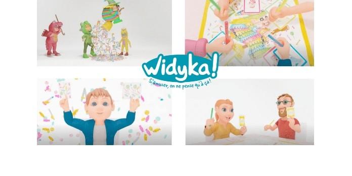 La marque de jeux Widyka présente son petit dernier