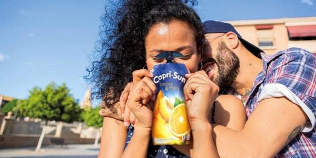 Capri-Sun arrive sur TikTok avec une campagne d'influence