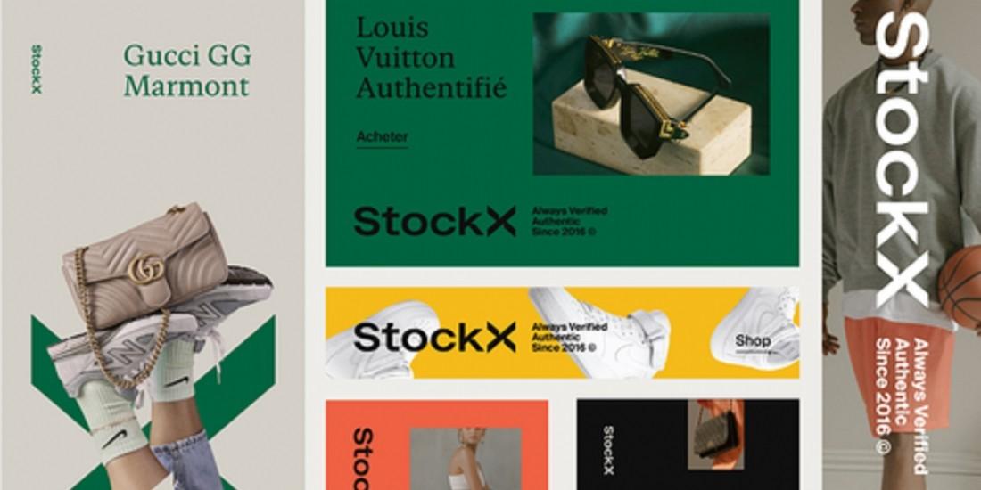 Nouvelle identité : StockX fait peau neuve