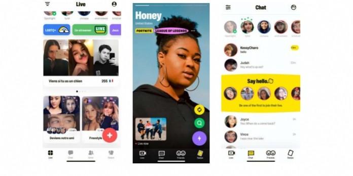 L'application Yubo renouvelle son image de marque