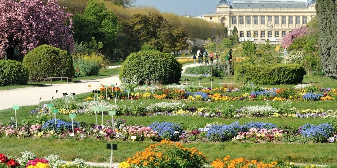 [Journée de la Terre] Lancôme et le Muséum d'Histoire naturelle se mettent au jardinage