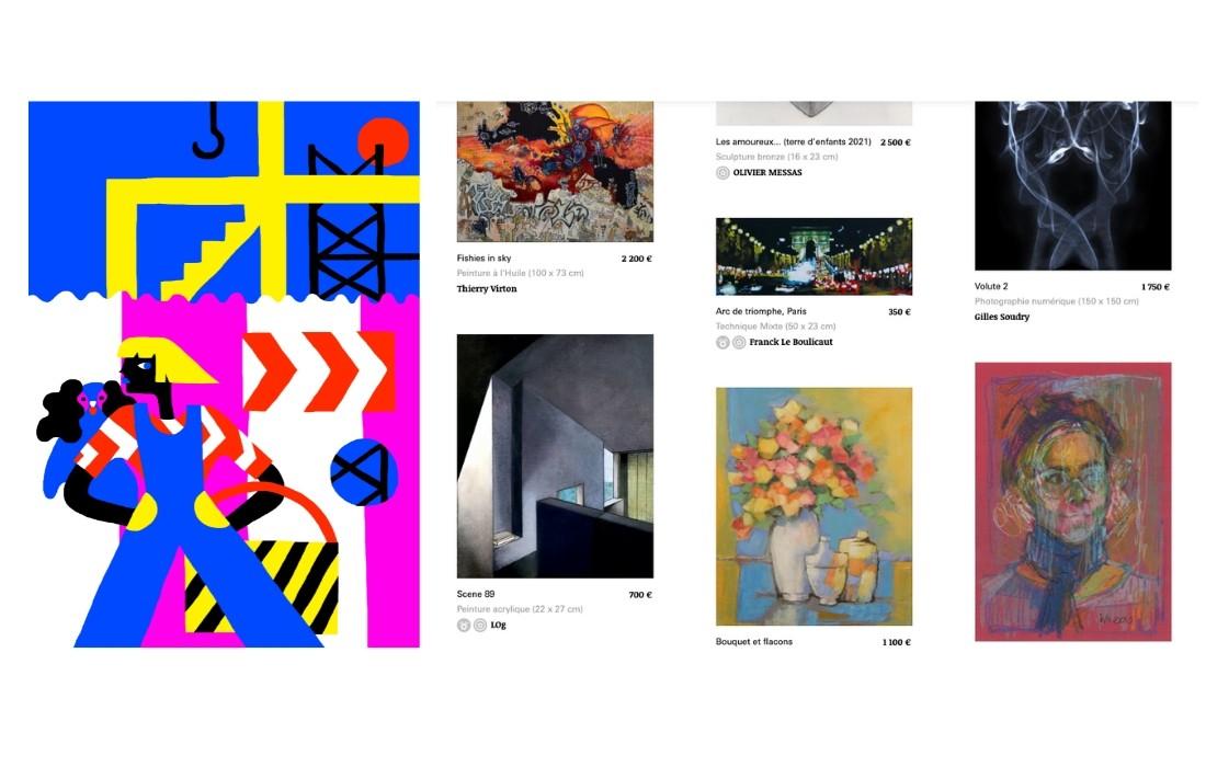 KAZoArt : quand l'expérience d'achat d'art en ligne peut inspirer les retailers ! #MWeek
