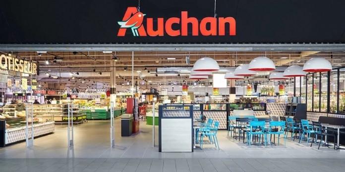 Auchan retail transforme son parc d'affichage