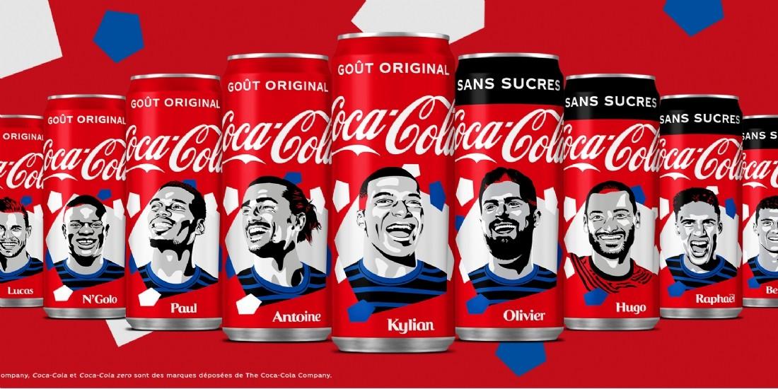 Coca-Cola dévoile son dispositif pour l'Euro 2021