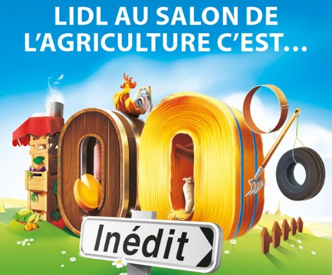 10 exemples de marques qui animent le salon international for Agriculture salon