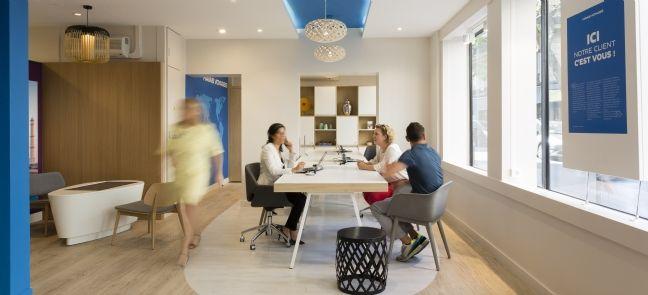 Retailoscope havas voyages invente l 39 agence de demain for Agence de decoration