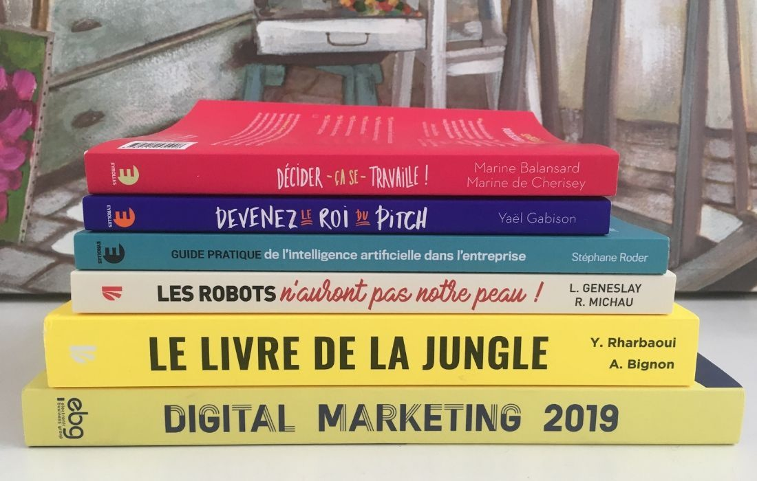Quels Livres Marketing Lire En Ce Debut 2019