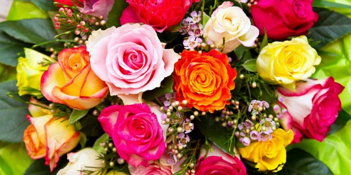 Infographie barom tre relation client des fleuristes en for Fleuristes en ligne