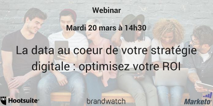 Découvrez avec Brandwatch comment apporter de la valeur commerciale à votre stratégie digitale ?