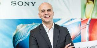 Olivier Terme, promu directeur marketing de Sony Mobile Communications France