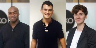 L'agence du Digital Power Disko étoffe ses équipes avec l'arrivée de nouveaux talents.
