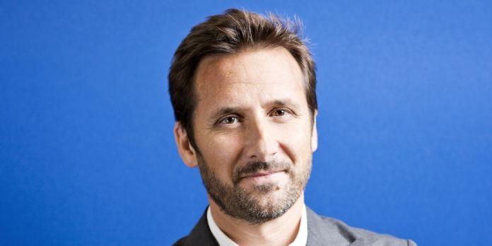 Luc Damman, directeur général d'Adobe pour l'Europe de l'Ouest et du Sud