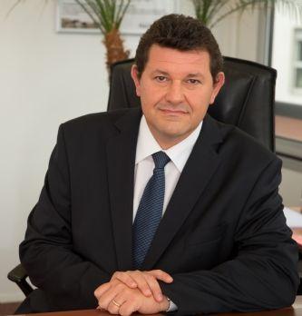 Stéphane Giverne, directeur marketing de Neopost France