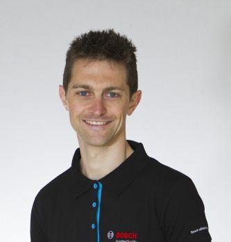 Guillaume Heinrich, responsable marketing France chez Bosch eBike Systems