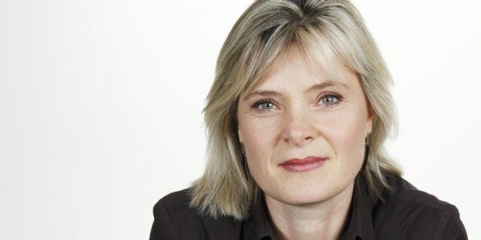 Catherine Bougeois, déléguée générale de l'Adetem