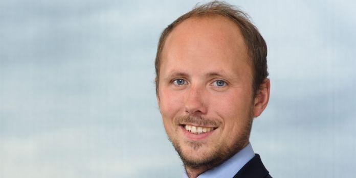 Thibault de Saint Simon, directeur de la communication et du développement durable d'Aviva France