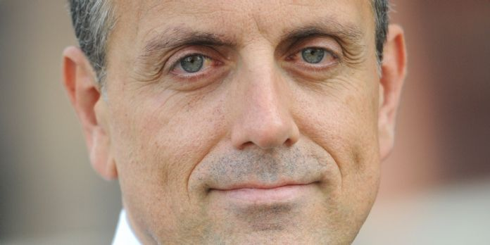 Philippe Claverol, vice president group global branding du groupe PSA