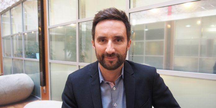Bertrand Nadeau, directeur général de Fuse
