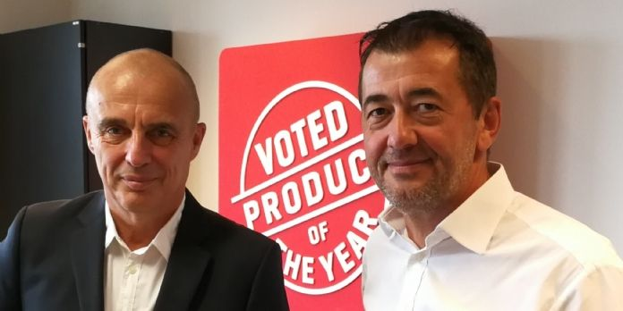 Benoît Crochelet, nouveau CMO de Voted Product of the Year Worldwide