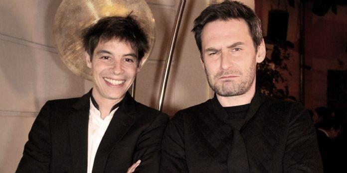 Youri Guerassimov et Gaëtan du Peloux, nouveaux directeurs de création chez Marcel