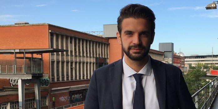 Hugo REY, nommé directeur du centre de shopping Euralille