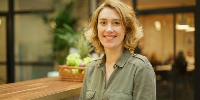 Emilie Proyart, directrice du digital de Team Media