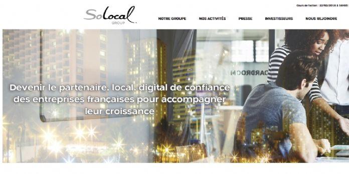 SoLocal annonce la nomination de Jean-Cédric Costa au poste de directeur des systèmes d'information