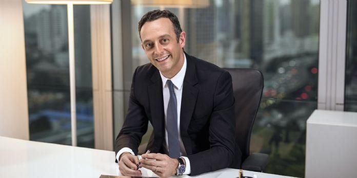 Stéphane Rinderknech, directeur général de L'Oréal Chine, rejoint le comité exécutif de L'Oréal