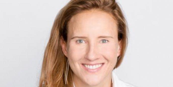 Peggy Le Gouvello, directrice des relations extérieures au sécretariat général du groupe TF1
