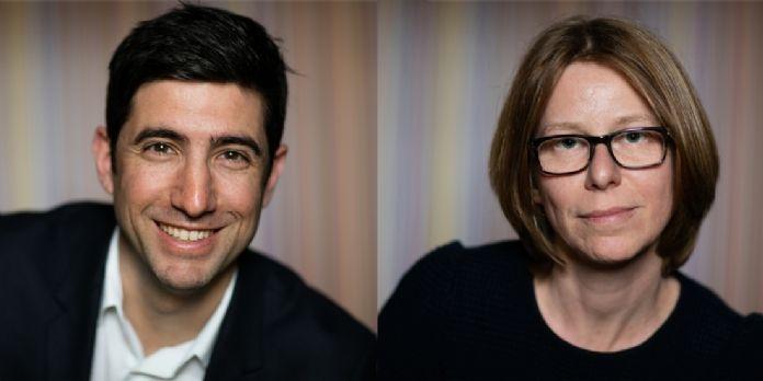 Aurélie Vanheuverzwyn et Julien Rosanvallon intègrent le comité exécutif de Médiamétrie