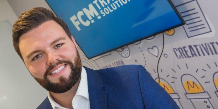 Scott Alboni nommé Global Marketing Manager pour FCM Travel