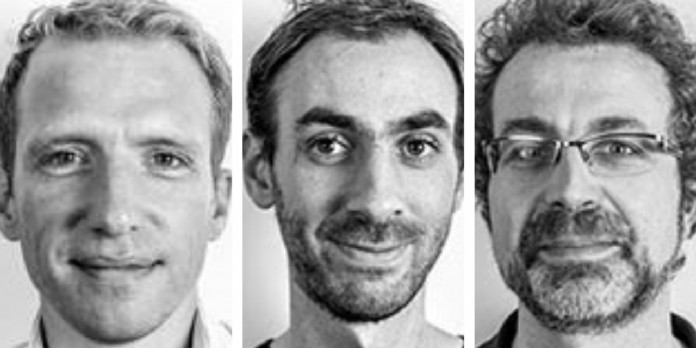 Pierre Harand, Hugo Loriot et Jean-François Wassongnommés Partners de fifty-five