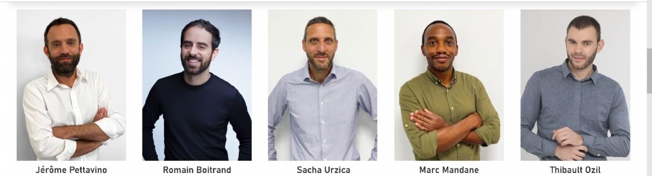 Imediacenter renforce son équipe avec 5 nouvelles têtes