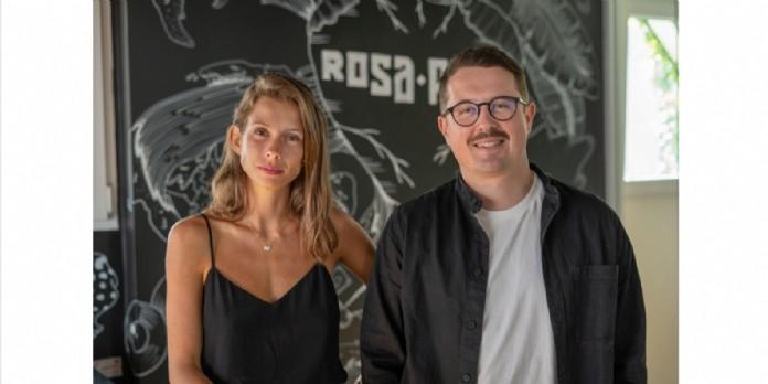 Jeanne Neuschwander et Victor Faubert, directeurs associés de Rosapark